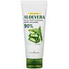 Aloe Vera, 90%, Facial Foam Cleansing, 130 g