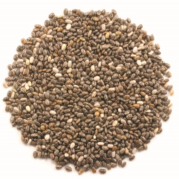 Frontier Natural Products, Whole Chia Seed, 16 oz (453 g) (Discontinued Item)