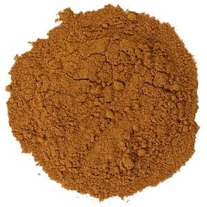Фронтьер Нэчурал Продактс, Ground Korintje Cinnamon, 16 oz (453 g) отзывы