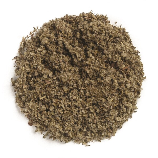 Organic Rubbed Sage Leaf, 16 oz (453 g)