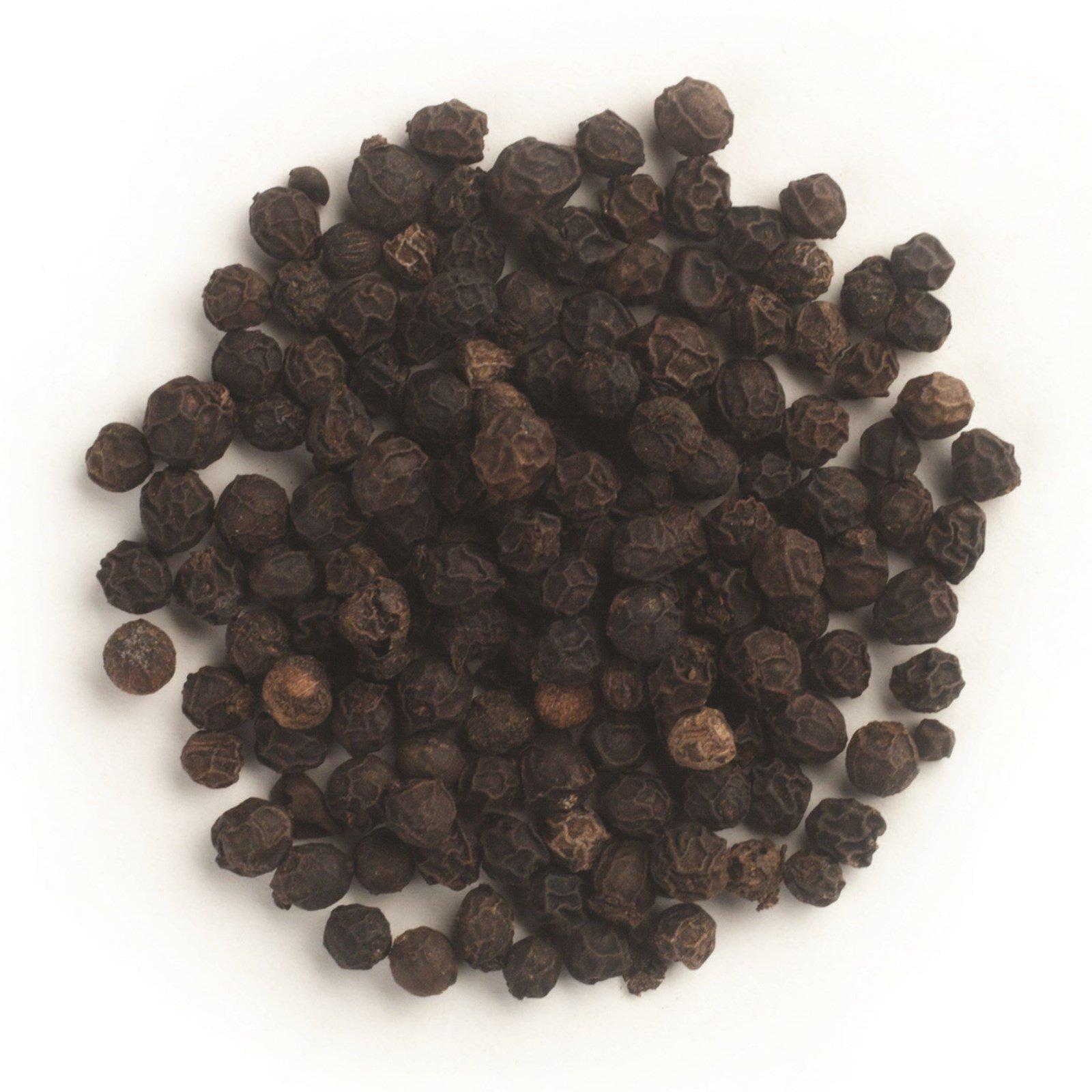 Frontier Natural Products, Цельный чёрный перец, 16 унций (453 г)