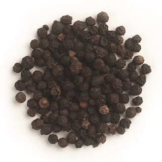 Frontier Natural Products, Whole Black Peppercorns Tellicherry, 16 oz (453 g)