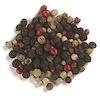 Frontier Natural Products, Смесь приправ четыре перца для гурманов, 453 г