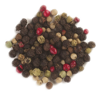 Frontier Natural Products, Four Peppercorn Blend, Gourmet Peppermill, 16 oz (453 g)