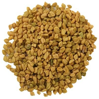 Купить Натуральные цельные семена пажитника, 16 унций (453 г)