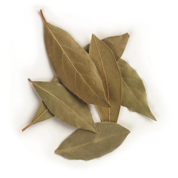 Organic Whole Bay Leaf, 16 oz (453 g)