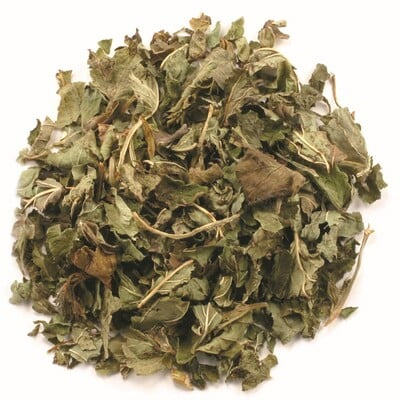 Купить Органический нарезанный и просеянный лист лимонной мелиссы, 16 унций (453 г)