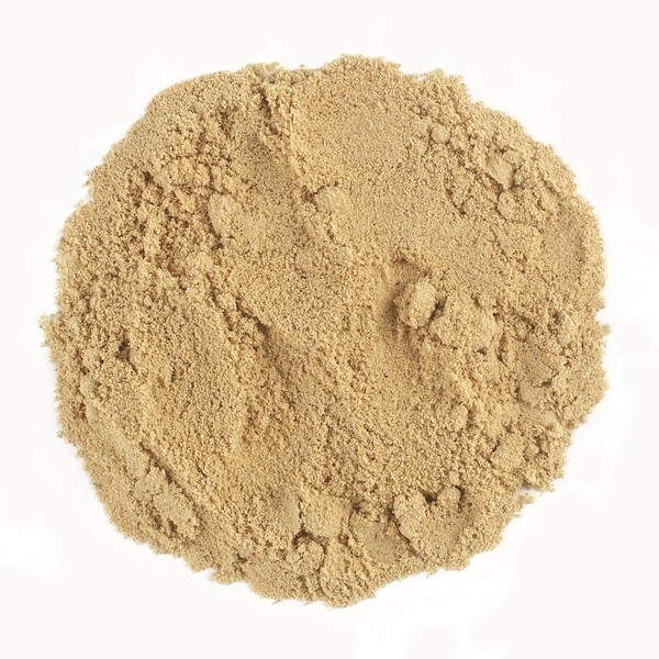 Ground Non-Sulfited Ginger Root, 16 oz (453 g)