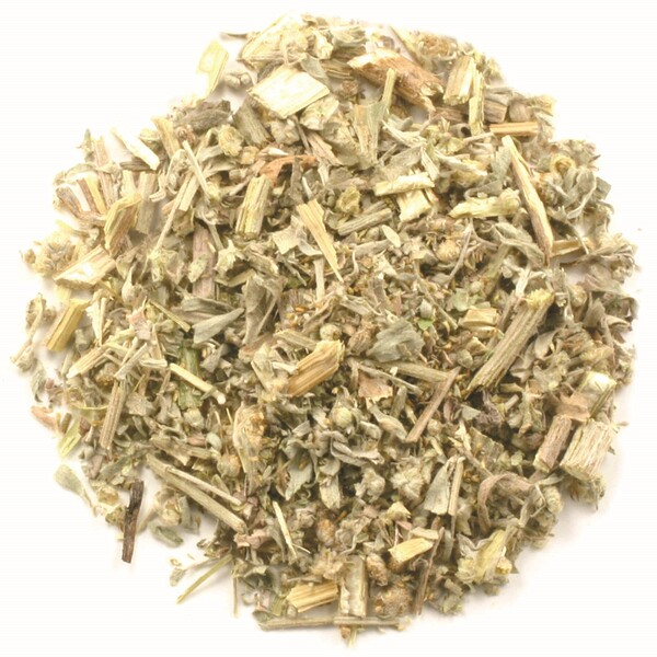Organic Cut & Sifted Wormwood Herb, 16 oz (453 g)