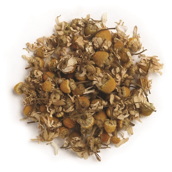 Whole German Chamomile Flowers, 16 oz (453 g)