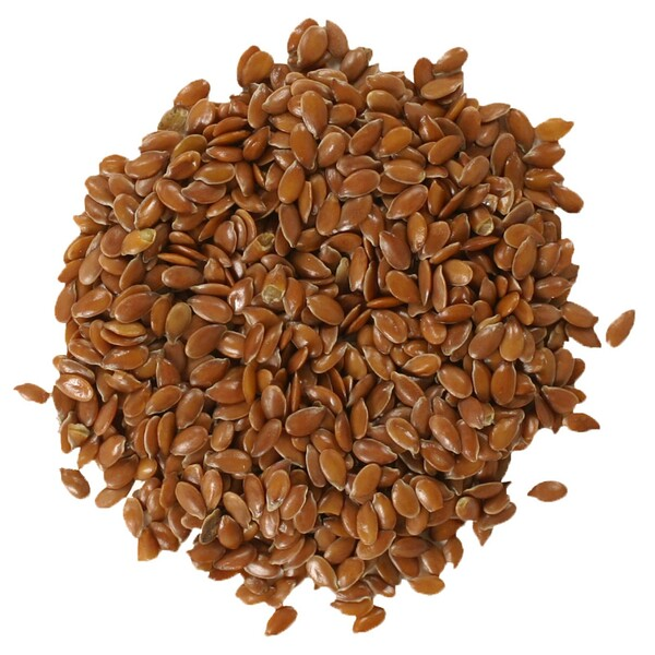 Organic Whole Flax Seed, 16 oz (453 g)