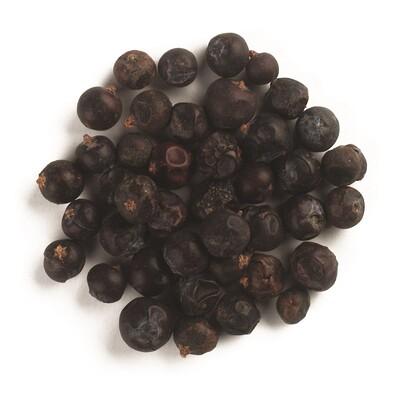 Цельные ягоды можжевельника 16 унции (453 г) органические цельные семена фенхеля 16 унции 453 г