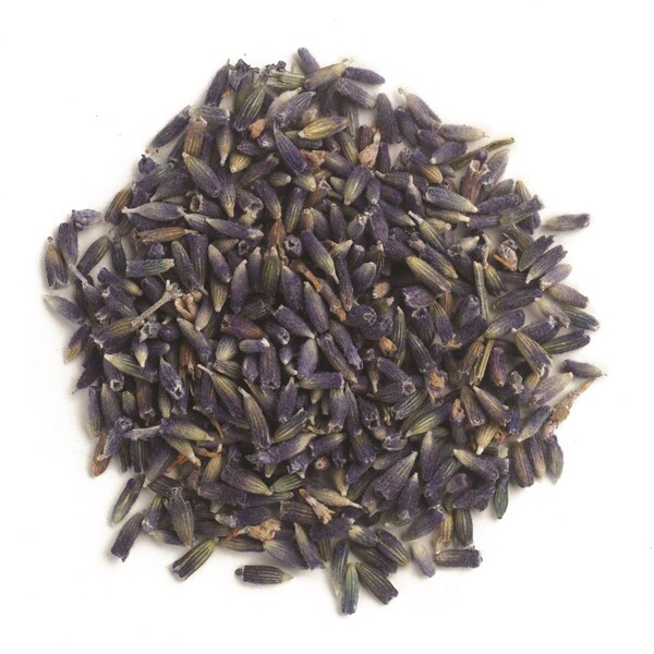 Whole Lavender Flowers, 16 oz (453 g)