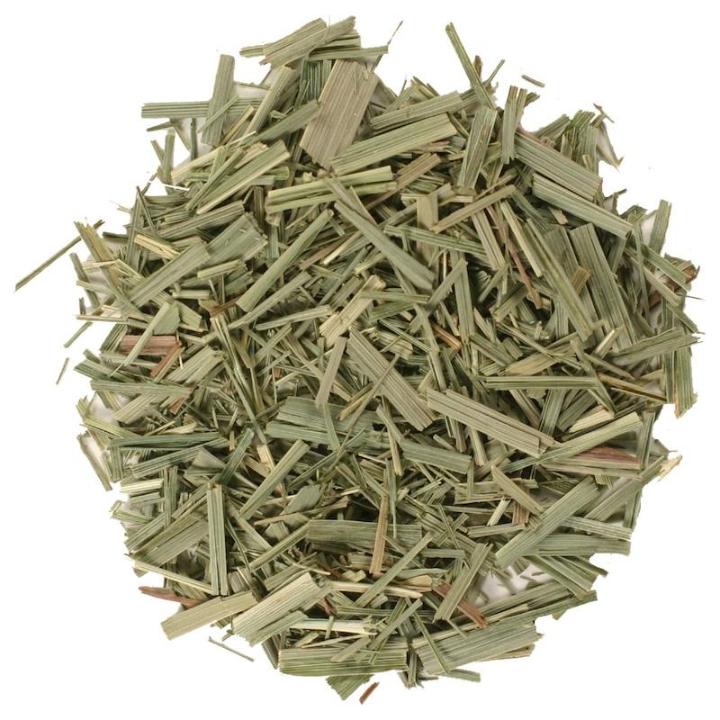 Organic Cut & Sifted Lemongrass, 16 oz (453 g)