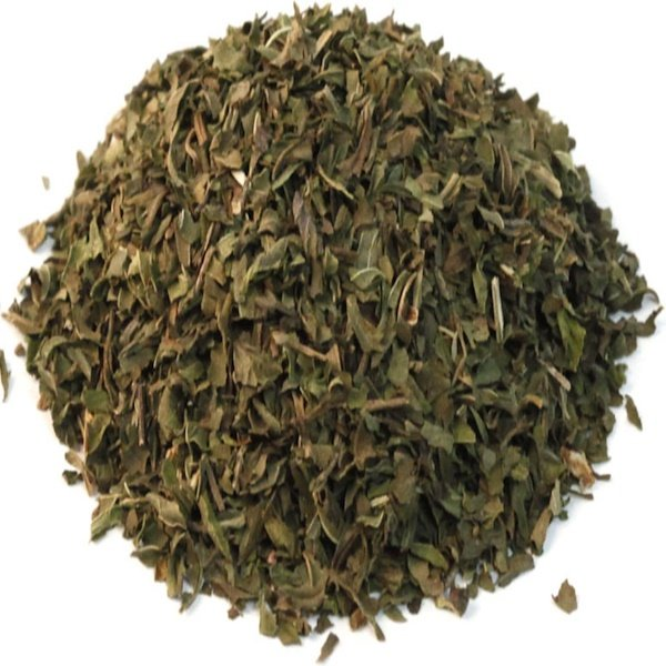Frontier Natural Products, Organic Cut & Sifted Peppermint Leaf, 16 oz (453 g) (Discontinued Item)