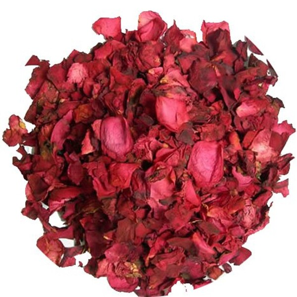 Red Rose Petals, 16 oz (453 g)