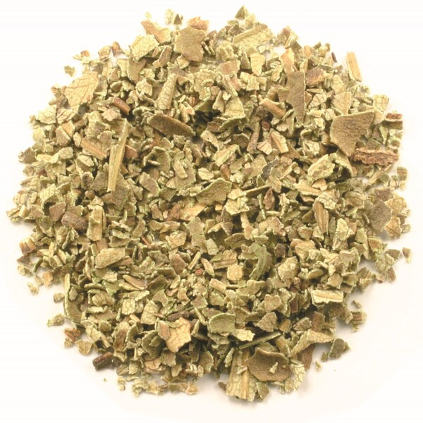 :Frontier Natural Products, Yerba Mate切片精選馬黛茶葉,16盎司(453克)