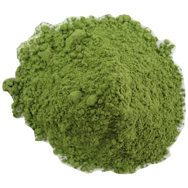 Frontier Natural Products, Органическая порошковая ячменная трава, 16 унций (453 г) (Discontinued Item)