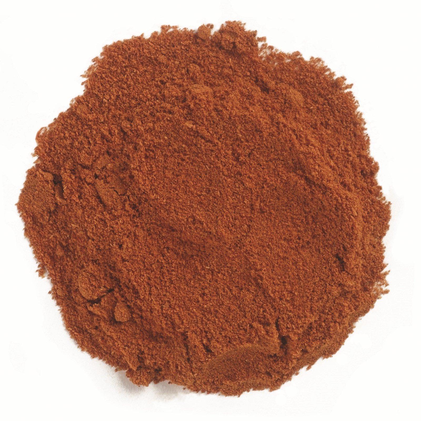 Frontier Natural Products, Органическая молотая паприка, 16 унций (453 г)