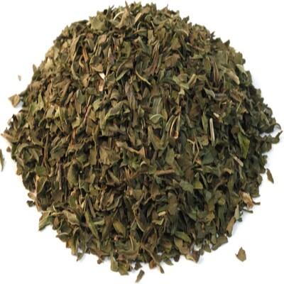 Купить Молотые листья мяты, 16 унций (453 г)