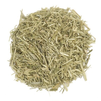 Frontier Natural Products Органическая порезанная и отобранная зелень овса, 16 унций (453 г)  - купить со скидкой