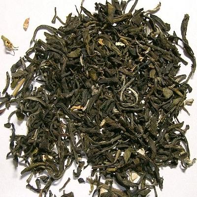 Жасминовый чай, 16 унций (453 г) сад дань чай травяной чай жасминовый чай жасминовый чай типпи 100г мешок