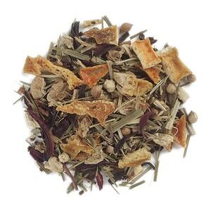 Фронтьер Нэчурал Продактс, Lemon Ginger Herbal Tea, 16 oz (453 g) отзывы покупателей