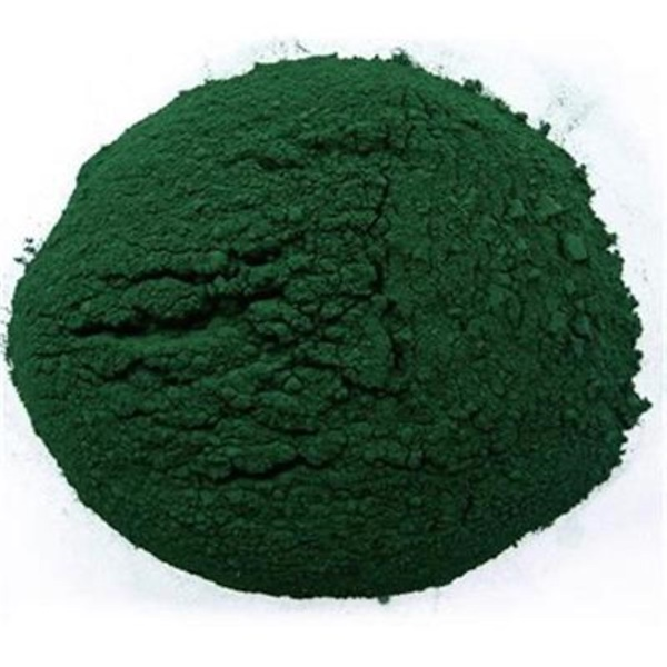 Powdered Spirulina, 16 oz (453 g)