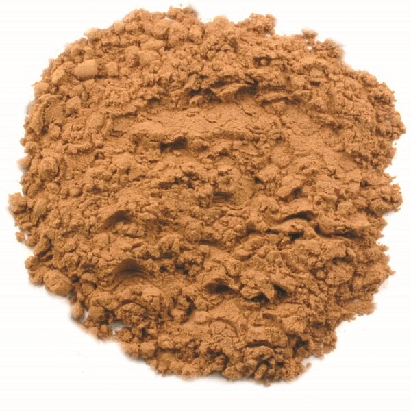 Powdered Medium Roasted Carob, 16 oz (453 g)