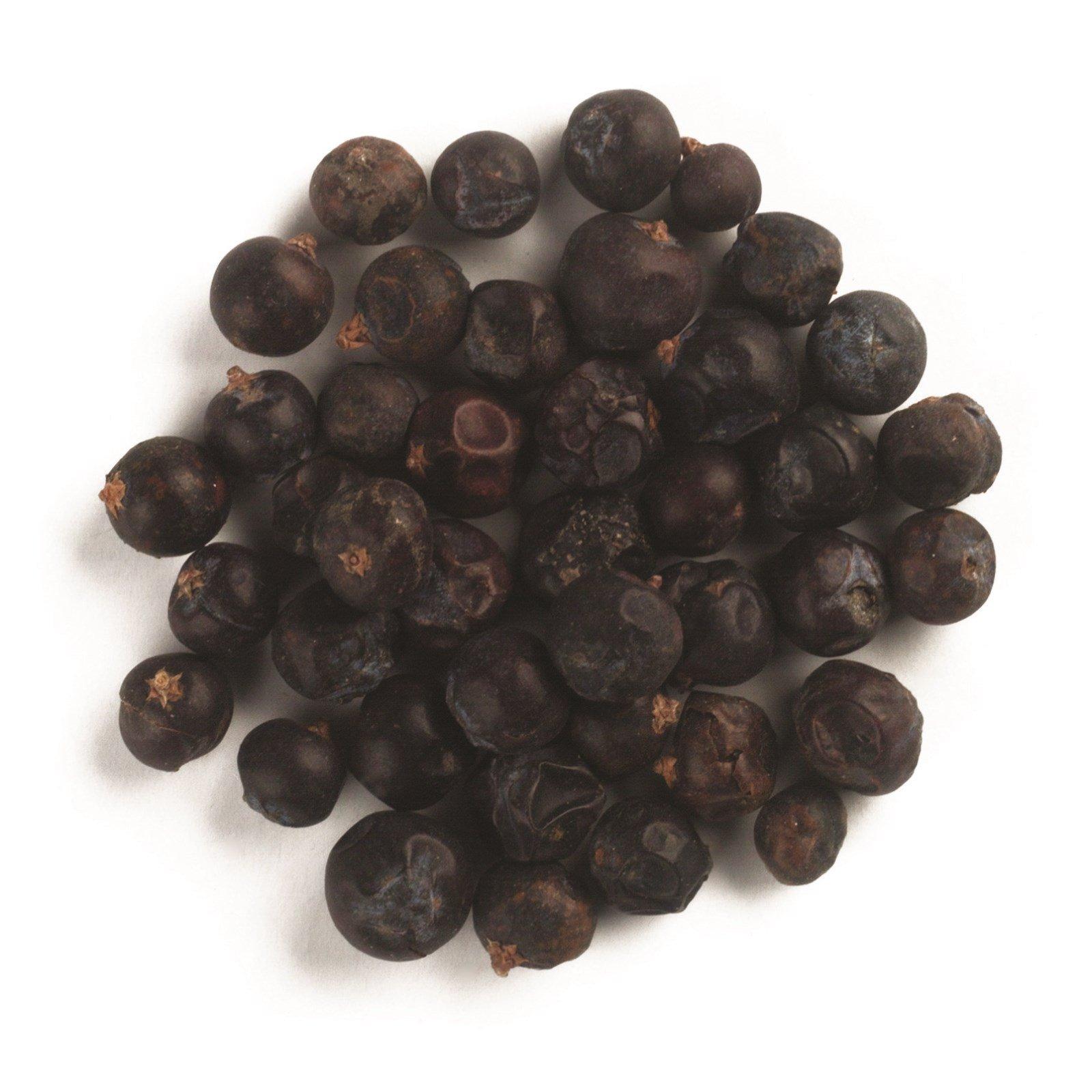 Frontier Natural Products, Органическая цельная можжевеловая ягода, 16 унций (453 г)