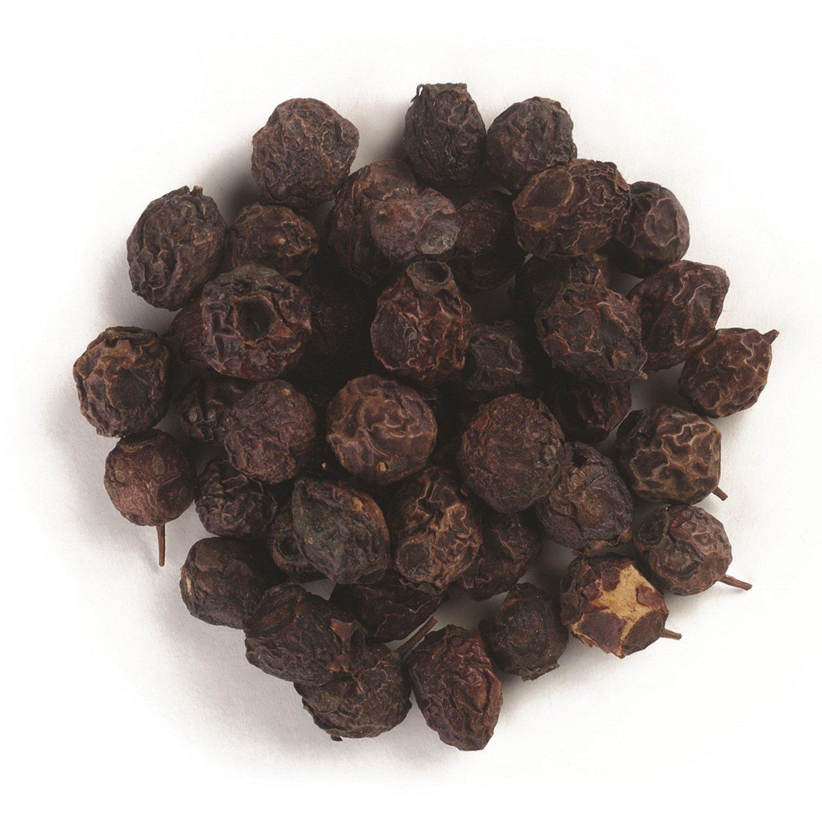 Frontier Natural Products, Органические цельные ягоды боярышника, 16 унций (453 г)