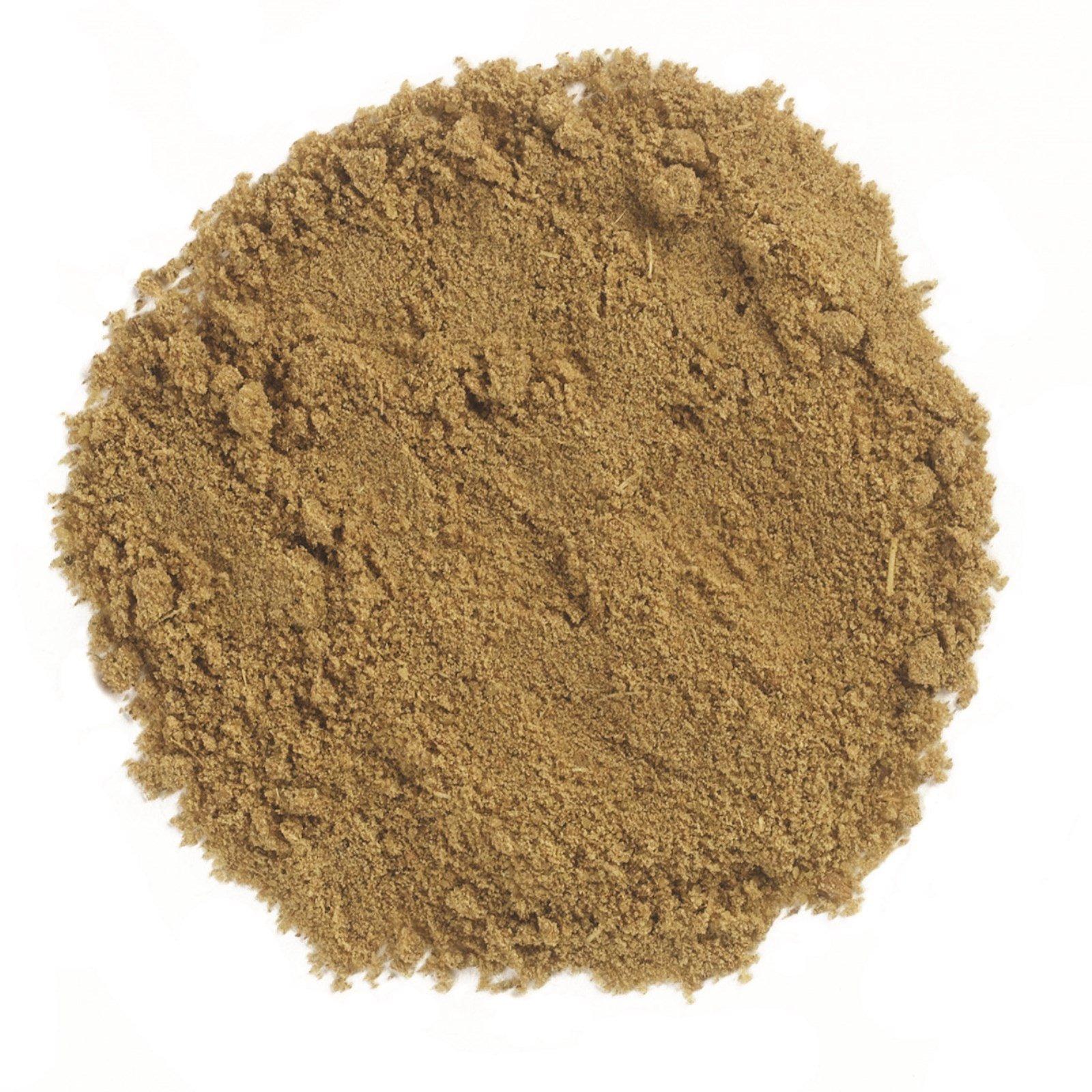 Frontier Natural Products, Органические молотые семена зиры, 16 унций (453 г)