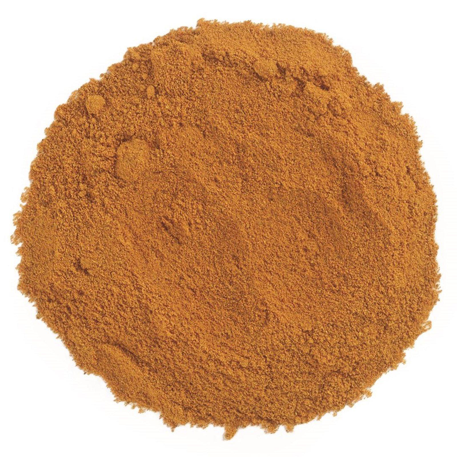 Frontier Natural Products, Органический измельченный корень куркумы, 16 унций (453 г)