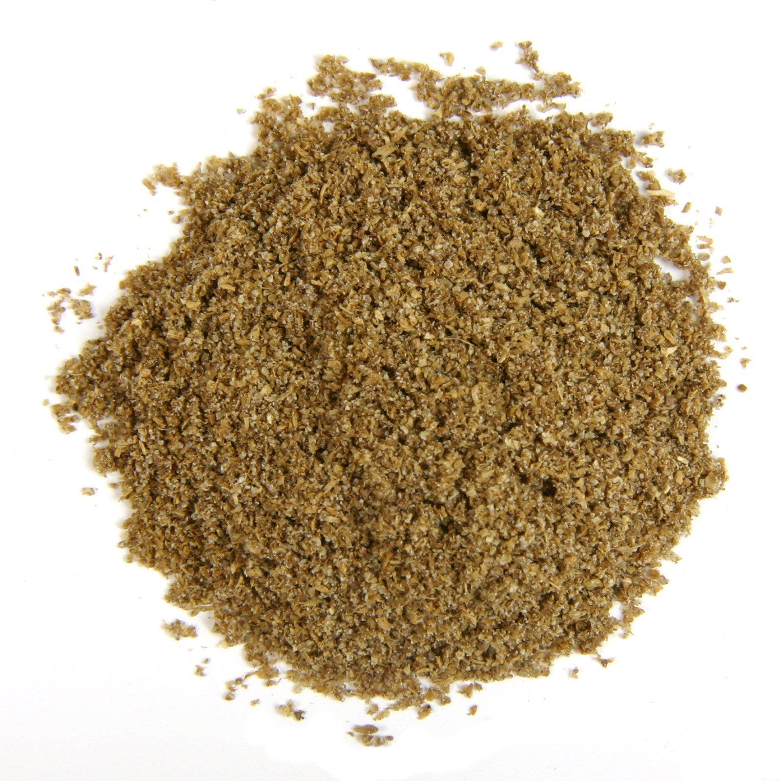 Frontier Natural Products, Органическое молотое семя кориандра, 16 унций (453 г)