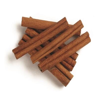 Органические цельные 3-х дюймовые палочки цейлонской корицы, 16 унций (453 г)