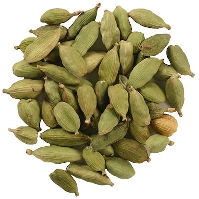Органические цельные стручки кардамона, 16 унций (453 г) органические цельные семена фенхеля 16 унции 453 г