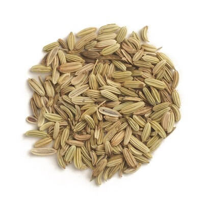 Frontier Natural Products Organic Whole Fennel Seed, 16 oz (453 g)