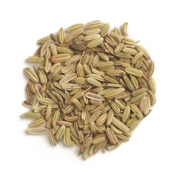 Frontier Natural Products, Organic Whole Fennel Seed, 16 oz (453 g)