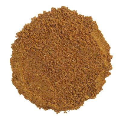 Купить Frontier Natural Products Сертифицированный органический порошок карри, 16 унций (453 г)