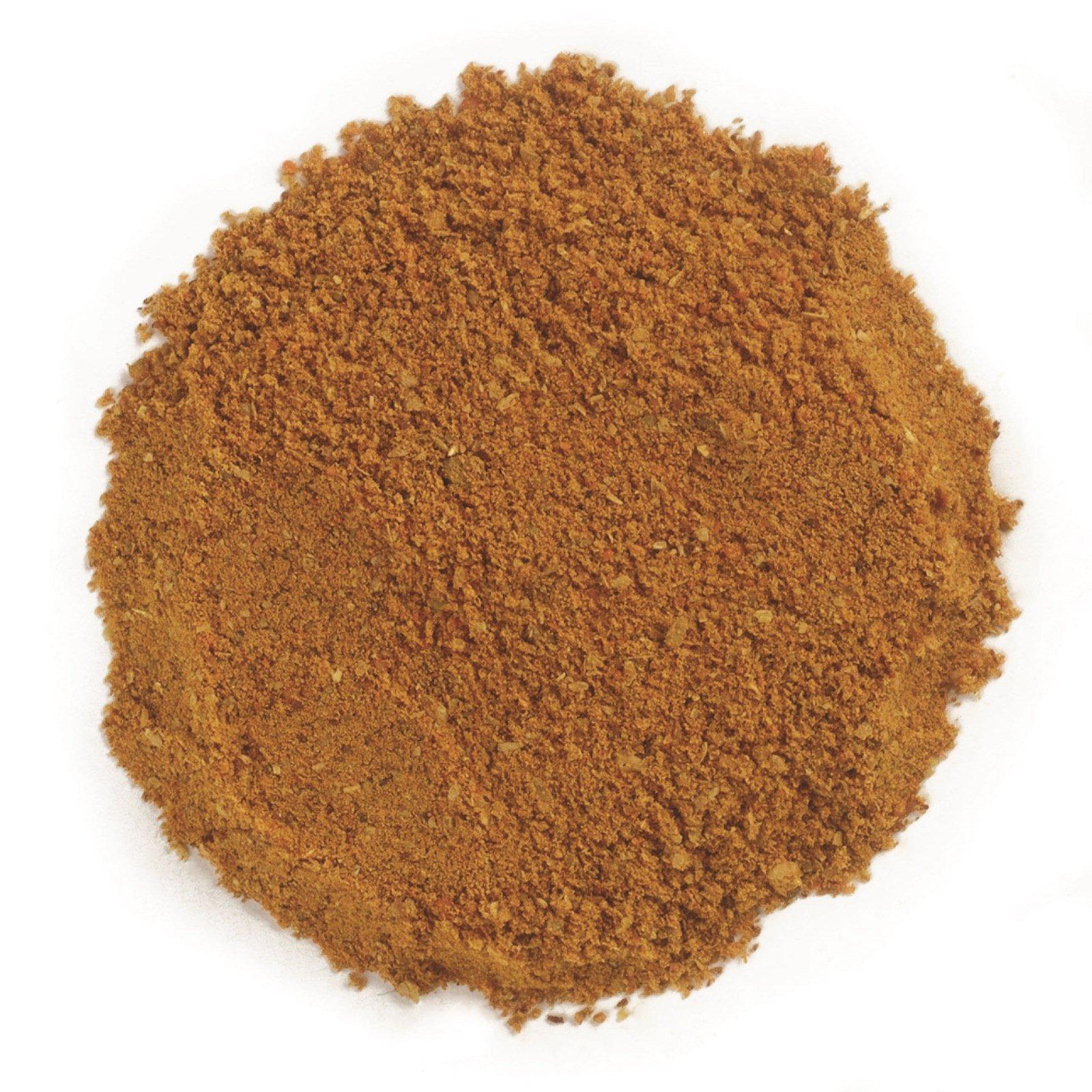 Frontier Natural Products, Сертифицированный органический порошок карри, 16 унций (453 г)