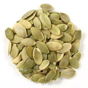 Фронтьер Нэчурал Продактс, Organic Whole Pumpkin Seeds, De-Shelled, 16 oz (453 g) отзывы