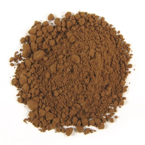 Frontier Natural Products, Сертифицированный, органический порошок какао, 16 унций (453 г) (Discontinued Item)
