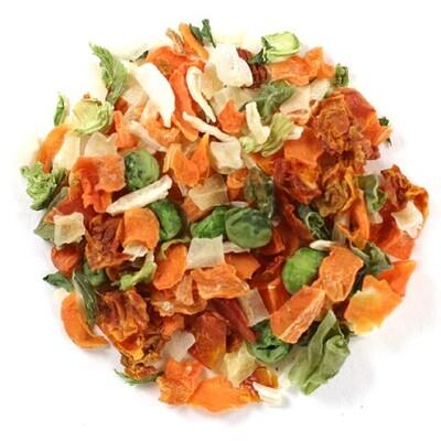 Купить Frontier Natural Products Органическая овощная смесь для супа, 16 унций (453 г)