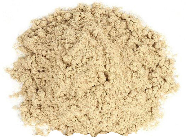 Organic Powdered Slippery Elm Inner Bark, 16 oz (453 g)