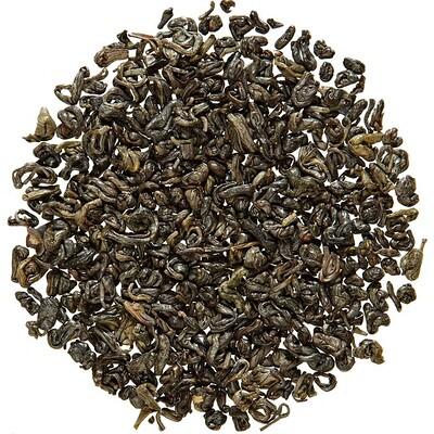 Органический зелёный чай ганпаудер, 453 г  - купить со скидкой