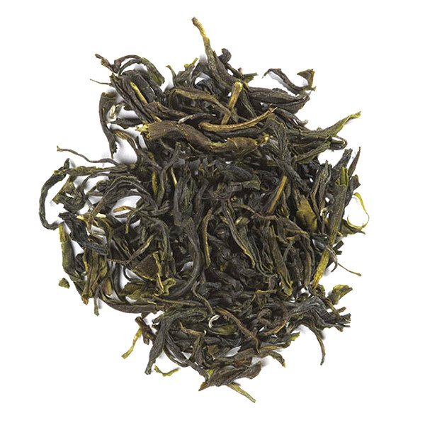 Organic China Green Tea, 16 oz (453 g)