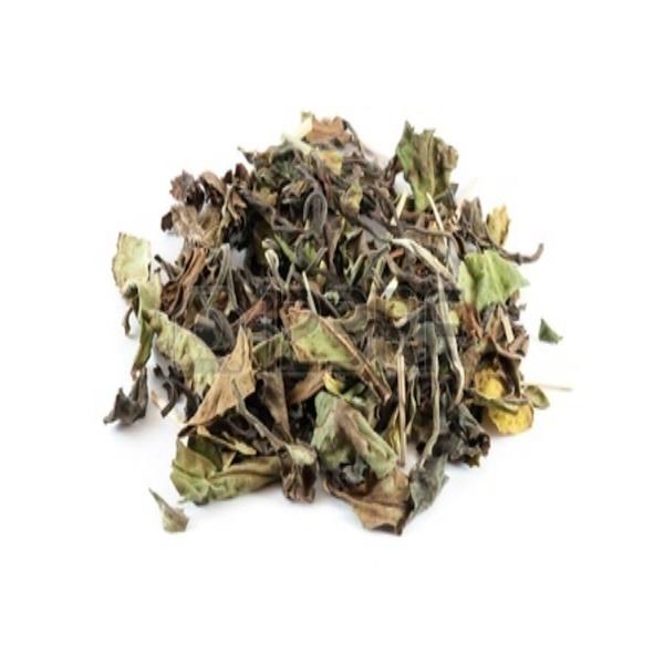 Frontier Natural Products, Органический индийский белый чай, справедливая торговля, 16 унций (453 г) (Discontinued Item)