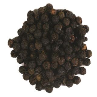 Frontier Natural Products, Pimenta Preta Tellicherry Orgânica Inteira, 16 oz (453 g)