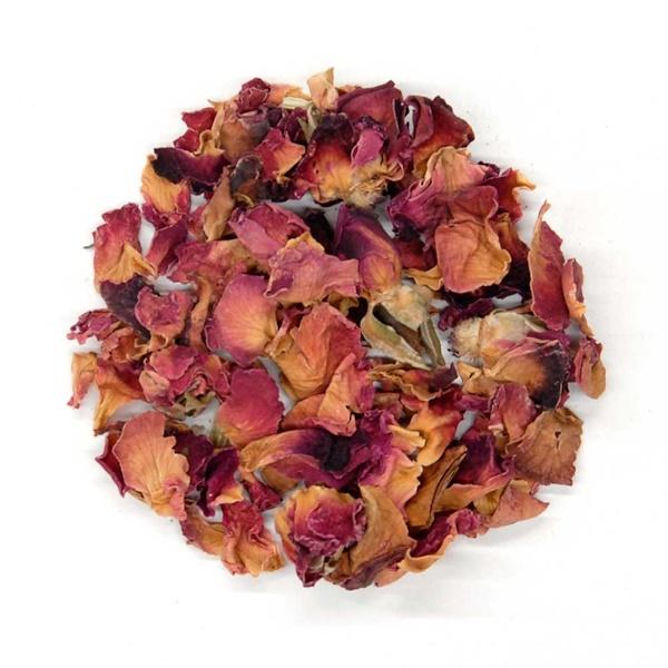 Frontier Natural Products, Лепестки красной розы, 16 унций (453 г) (Discontinued Item)