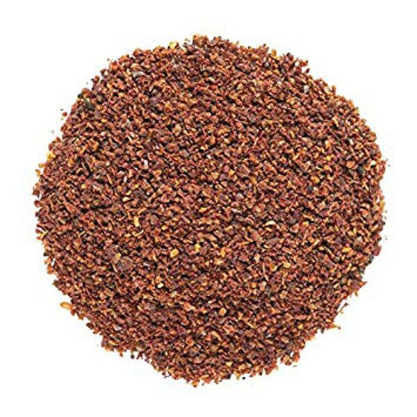 Frontier Natural Products, Baies de sumac en poudre, 453 g